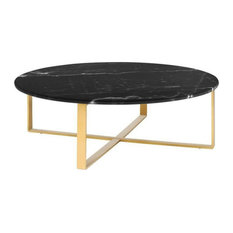 Dora Black Coffee Table