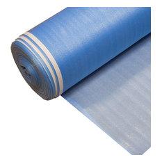 Vapor - Vapor Vapor 3-in-1 Blue Underlayment Roll, 100 Sq. ft. - Vinyl Flooring