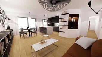 Appartement 100m2 - Levallois Perret