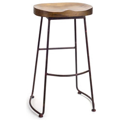 Industrial Bar Stools And Counter Stools by Melrose International LLC