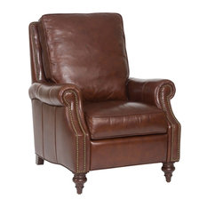Hooker Furniture RC185-087 32-3/4 Inch Wide Leather Recliner from the Conlon Co