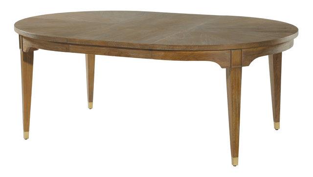 Atherton Round Extension Table