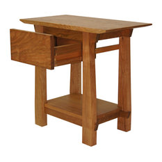 ty fine furniture enso side table nightstands and bedside tables asian inspired furniture