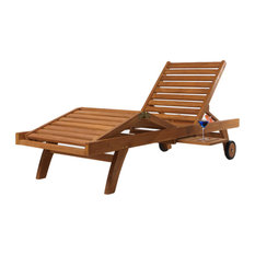 Multi-position Chaise Lounger.