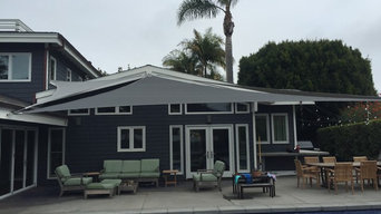 Solano Beach shade project