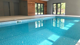 Large Pool Renovation in Hitchin