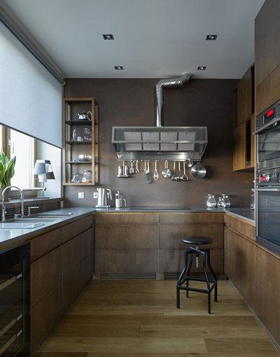 Современный Кухня Современный Кухня