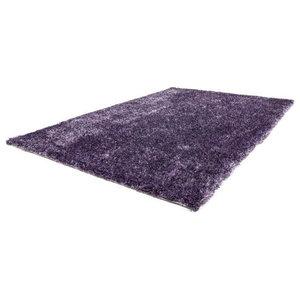 Diamond Shag Rug, Lilac, 160x230 cm