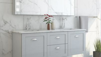 Wall Hung Vanities - Austile Ceramics