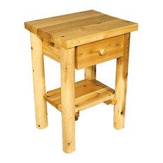 Cedar Nightstand