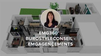 Company Highlight Video by EMG360° - BUROSTYLECONSEIL - EMG MAITRISE D'OEUVRE