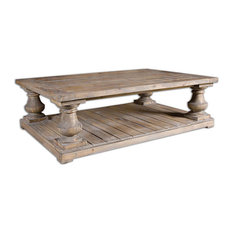 Uttermost - Uttermost 24251 Stratford, Cocktail Table - Coffee Tables