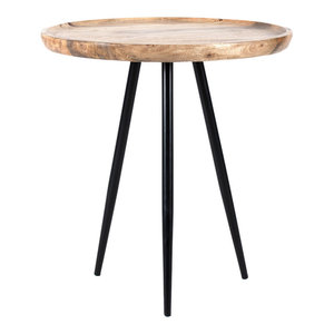 Chervey Tripod Side Table