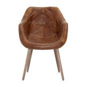 Morris Dining Chair, Chestnut