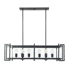 Bennington 8-Light Linear Chandelier