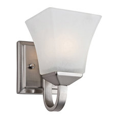 10 most beautiful houses wall sconces houzz design house torino 1 light wall mount satin nickel wall sconces audiocablefo light catalogue