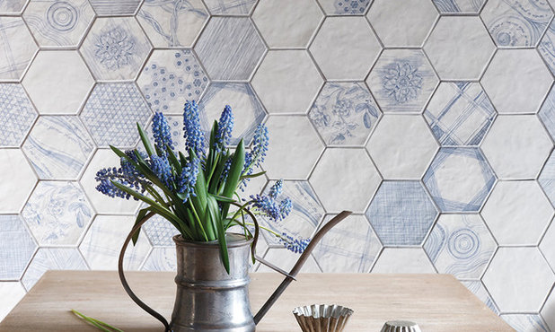 Arts & Crafts  by Reed Harris Tiles