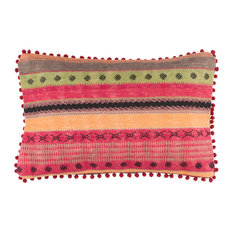 Marrakech Pillow 22x14x4, Polyester Fill