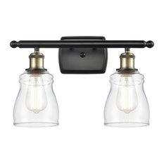 INNOVATIONS LIGHTING 516-2W-BAB-G392 Ellery 2 Light Bath Vanity Light
