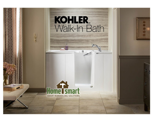 Home Smart Industries- Authorized Kohler Walk-In Bath Dealer