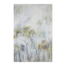 "Uttermost ""Sunshine Through the Rain"" Modern Art, 48""x72"""