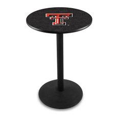 Texas Tech Pub Table 28-inchx42-inch by Holland Bar Stool Company