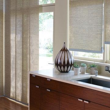 Hunter Douglas Vertical Window Treatments