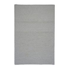 Colonial Mills, Inc - Colonial Mills Simply Home Solid H077 Shadow Rug, 12x15 - Outdoor Rugs