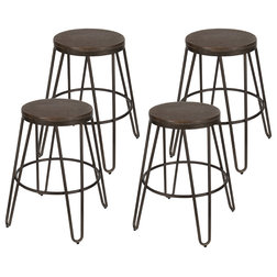 Midcentury Bar Stools And Counter Stools by Uniek Inc.
