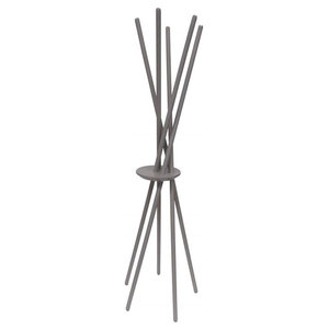 Stecco Coat Stand, Grey