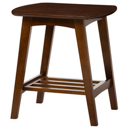 Transitional Side Tables And End Tables by HedgeApple