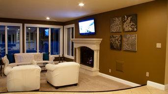 Whole Home Audio/Video Renovation