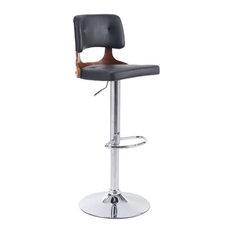 Bhrett Bar Chair Black