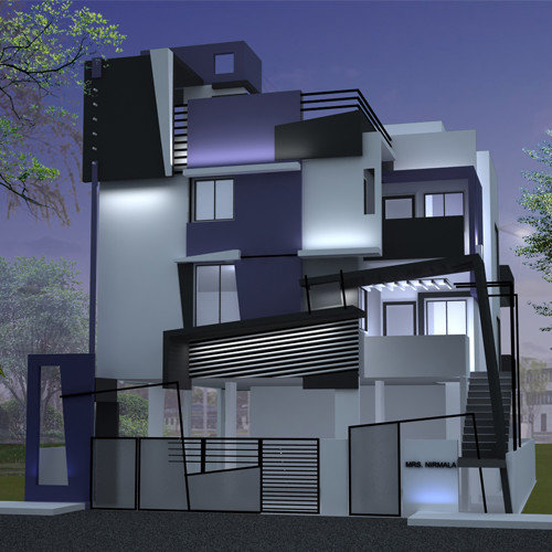 Residential Project By Ashwin