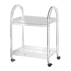 Like Water Trolley With Castors