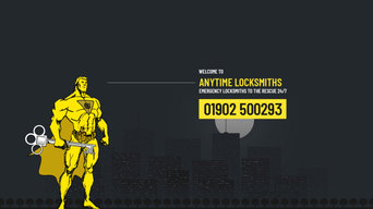 Anytime Locksmiths | 01902 500293