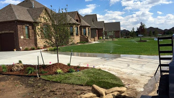 Sprinkler System Installation | Wichita, Kansas