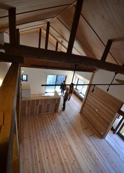 和室・和風  by もやい建築事務所