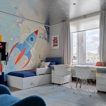Квартира в Москве , 250 м²