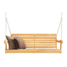 Cypress Porch Swing