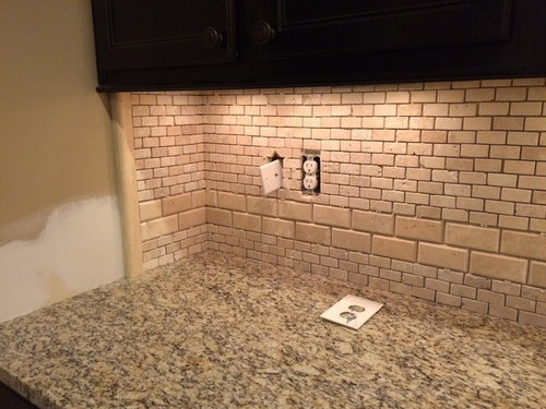 Grout That Picks Up On The Lighter Colors In Tile Without Being A Super Strong Contrast Has Anyone Used Similar And Either Bone Or