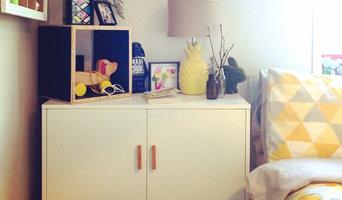 Kid's Vintage Style Bedroom