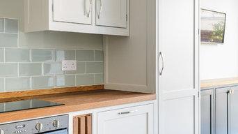 Shaker Kitchen - Interiors