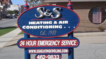S&S Heating & AC LLC