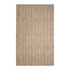 Sandscape Jute Area Rug, 8'x10'