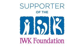 Proud IWK Supporter