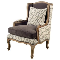 Traditional Armchairs And Accent Chairs by GwG Outlet