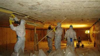 Removing, Testing & Disposal Of Asbestos