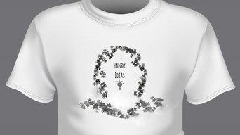 """Handy Ideas"" T-shirt Designs by Ryan McMahon"
