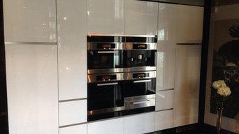 kitchen Respray in Knightsbridge